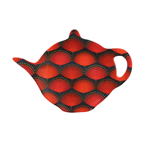 Mel Tea Bag Holder Pohutukawa Blaze